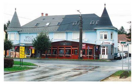 Maďarsko - Sárvár na 2-4 dny, snídaně v ceně