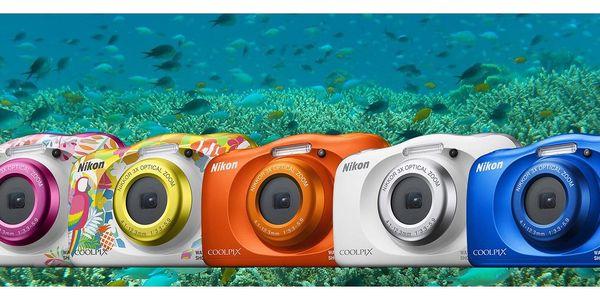 Digitální fotoaparát Nikon Coolpix W150 BACKPACK KIT2