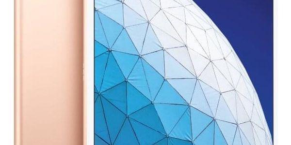 Dotykový tablet Apple Air (2019) Wi-Fi + Cellular 64 GB - Gold (MV0F2FD/A) + DOPRAVA ZDARMA2