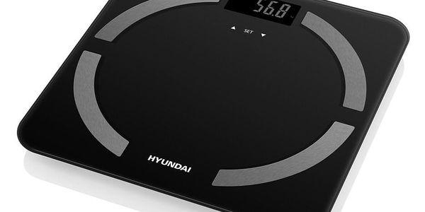 Osobní váha Hyundai OVET 739 černá3