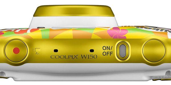 Digitální fotoaparát Nikon Coolpix W150 BACKPACK KIT3