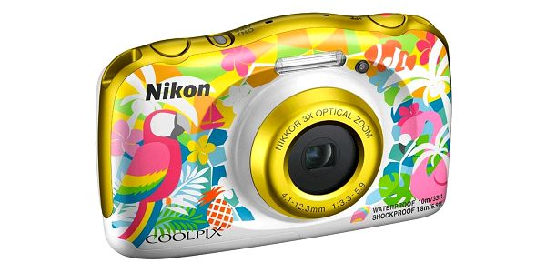 Digitální fotoaparát Nikon Coolpix W150 BACKPACK KIT4