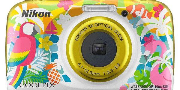 Digitální fotoaparát Nikon Coolpix W150 BACKPACK KIT5