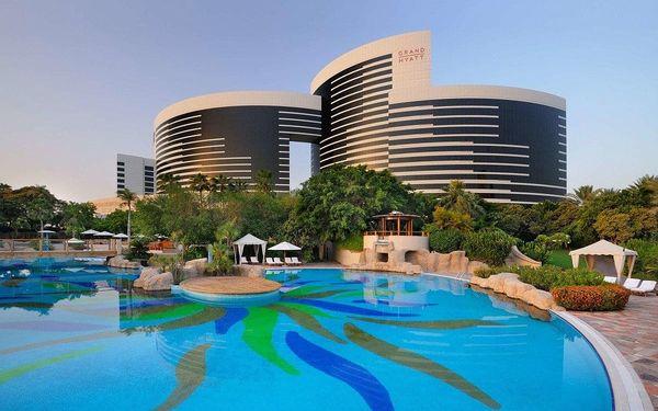 Spojené arabské emiráty - Dubai na 3 až 4 dny, snídaně s dopravou letecky z Prahy, Dubai, letecky, snídaně v ceně4