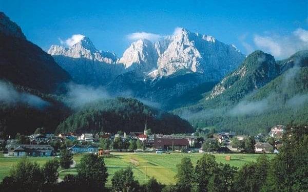 ALPINA*** - Kranjska Gora, Julské Alpy, vlastní doprava, snídaně v ceně2