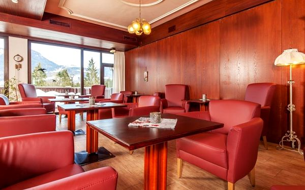 Alpenhotel Dachstein, Salzbursko, vlastní doprava, polopenze4