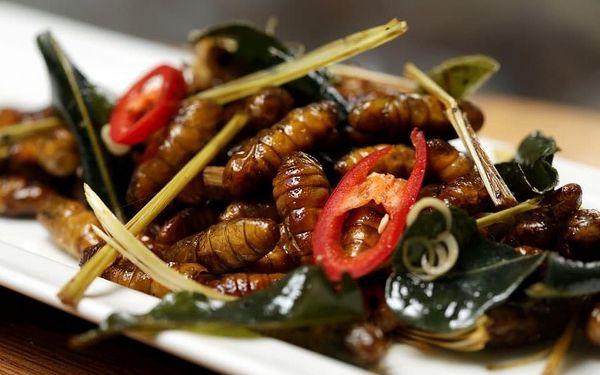 Thajské degustační menu pro 2 osoby v Café Buddha2
