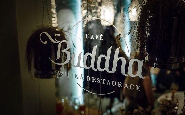 Thajské degustační menu pro 2 osoby v Café Buddha3
