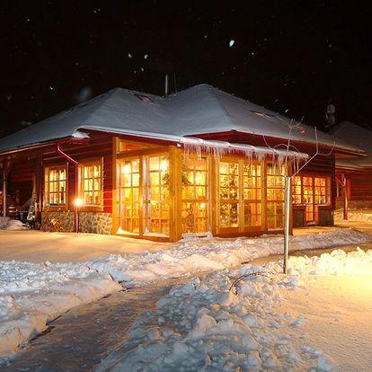 Zimní relax pobyt na Liptově, Nízke Tatry - Liptov