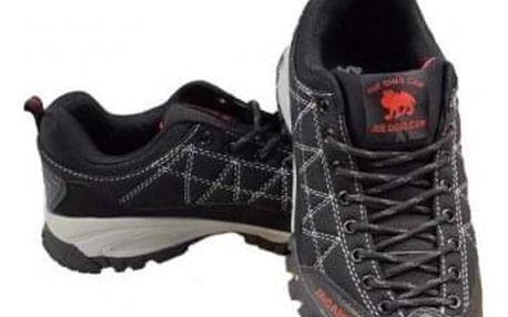 Trekové boty černé vel.40