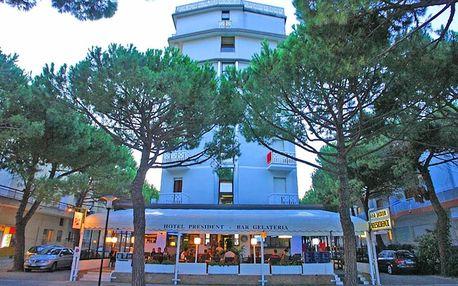 Itálie - Severní Jadran na 4-12 dnů, plná penze
