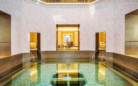 5* královský relax vč. koupele ve zlatě i procedur