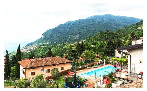 ELISA, Lago di Garda, vlastní doprava, polopenze3