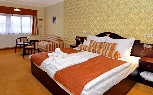 Pobyt ve 4* hotelu   2 osoby   3 dny (2 noci)2