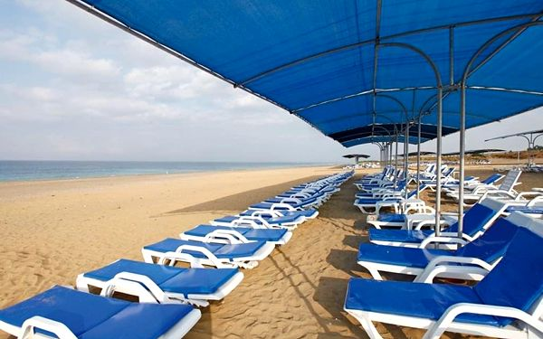 CENGER BEACH RESORT, Side, letecky, all inclusive3