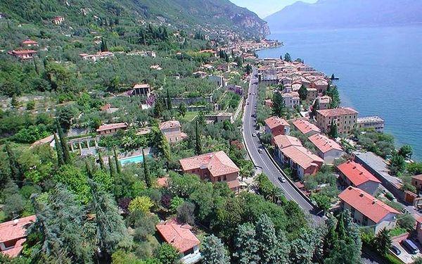 LIVIA, Lago di Garda, vlastní doprava, polopenze4
