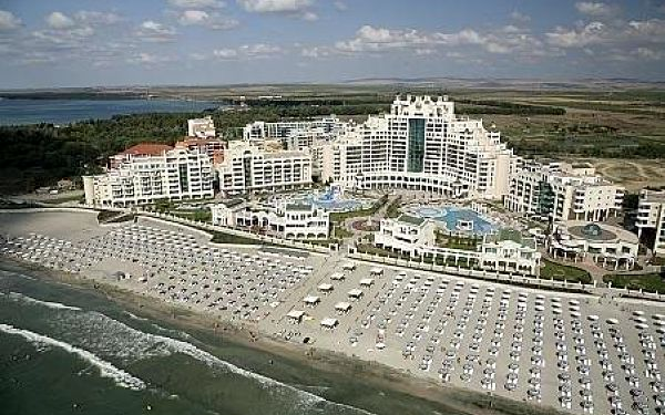 Sunset Resort, Burgas, letecky, all inclusive3