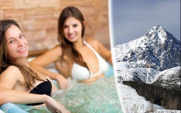 Pobyt pod Lomnickým štítem v oblíbeném hotelu Lesana s polopenzí, neomezeným wellness a bazénem