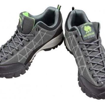 Trekové boty šedé vel.40