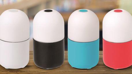 Multifunkční designové svítidlo ve tvaru fazole
