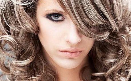 Kadeřnický balíček pro všechny délky vlasů s melírem