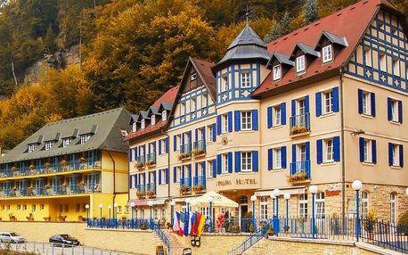 3 dny v Českém Švýcarsku: 4* hotel, jídlo i víno