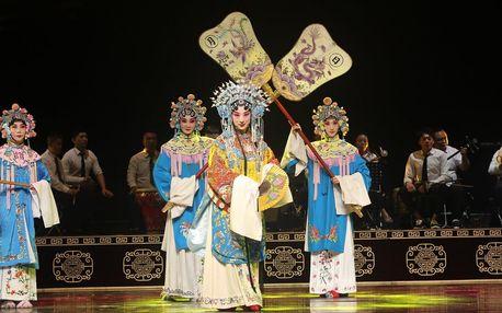 Oslavy čínského Nového roku 2020 – Praha