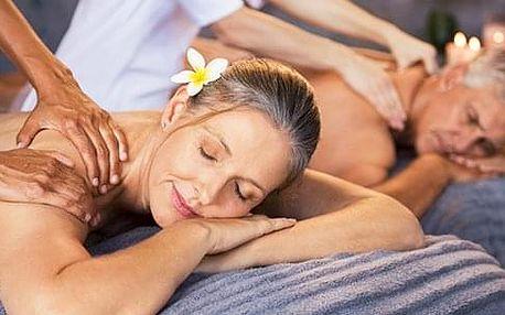 Antistresová a relaxační masáž pro seniory