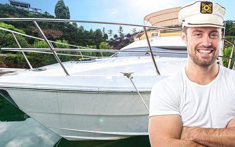 Řidičáky na loď: malá plavidla i plachetnice