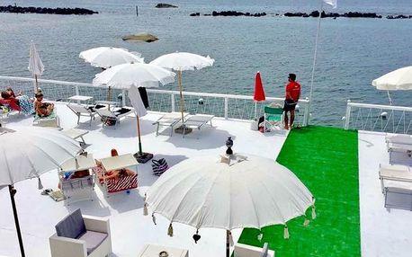 Itálie - Ischia letecky na 8-15 dnů, plná penze