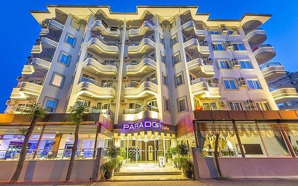 Hotel Parador Suit, Turecká riviéra, letecky, all inclusive3