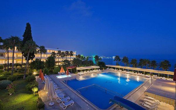 Hotel Yalihan Aspendos, Alanya, letecky, all inclusive2
