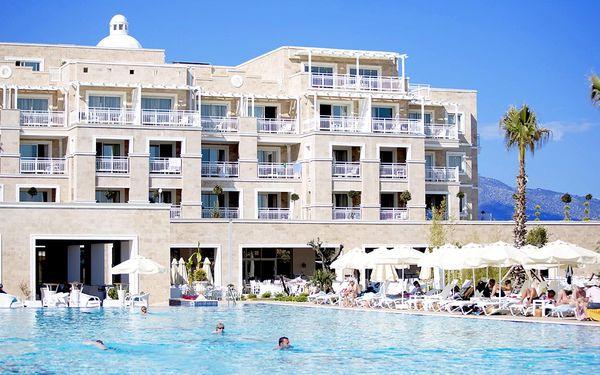 Hotel Andriake Beach Club, Turecká riviéra, letecky, all inclusive4