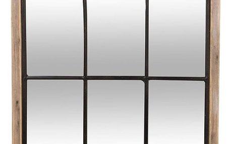 Atmosphera Créateur d'intérieur Velké zrcadlo okno nastěnu, zrcadlo okenice, velké zrcadlo dopředsíně, rustikální zrcadlo, dekorativní zrcadlo, nástěnné zrcadlo