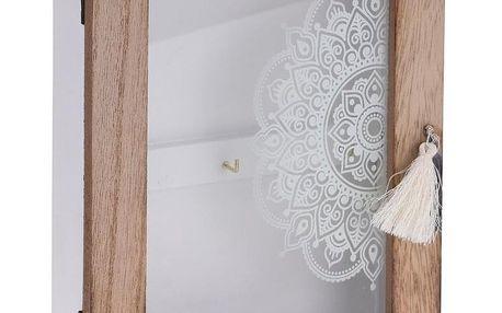 Koopman Skříňka na klíče Mandal, 26 x 20 cm