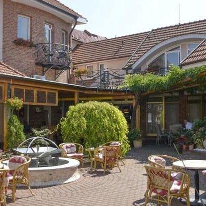Komárno: Hotel Banderium *** s celodenním vstupem do termálních lázní, privátním wellness a polopenzí