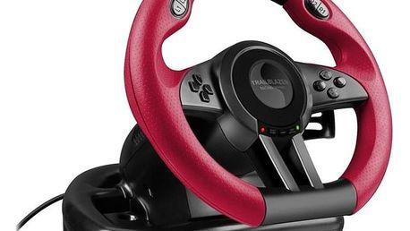 Speed Link TRAILBLAZER Racing Wheel pro PC, PS4/Xbox One/PS3 černý (SL-450500-BK)