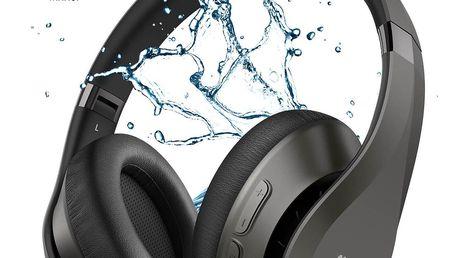 Bezdrátová sluchátka MPOW H20 - černá
