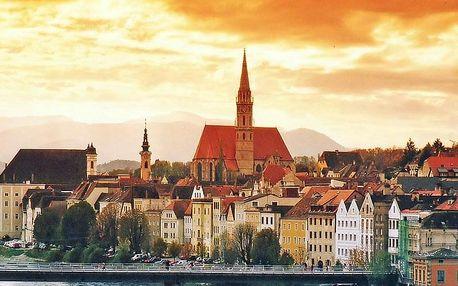 Rakousko: Celodenní adventní zájezd do Steyru a Steinbach pro jednoho