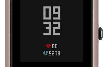 Chytré hodinky Xiaomi Amazfit Bip Lite růžový (A1915-PINK)