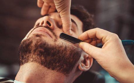 Barber shop: střih, úprava vousů i styling