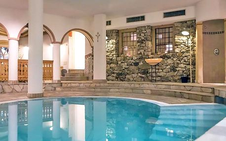 Jižní Tyrolsko v hotelu s neomezeným wellness, kuponem na procedury a polopenzí
