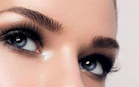 3D vláskování obočí nebo permanentní make-up rtů či očních linek pro bezchybný vzhled