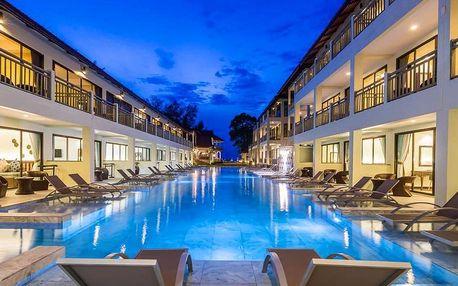 4* Hive Khaolak Beach Resort v Thajsku se snídaní