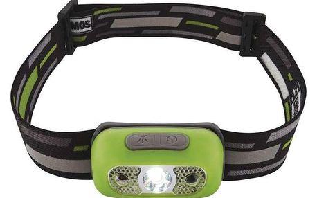 EMOS LED CREE 5W nabíjecí zelená (1441250920)