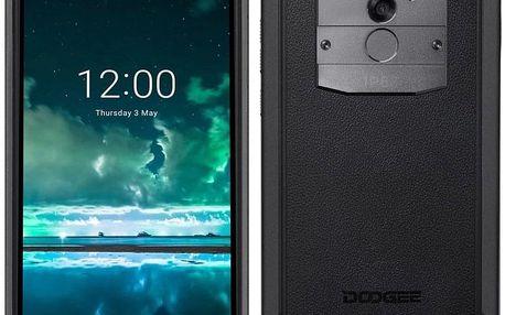 Mobilní telefon Doogee S55 černý (DGE000460)