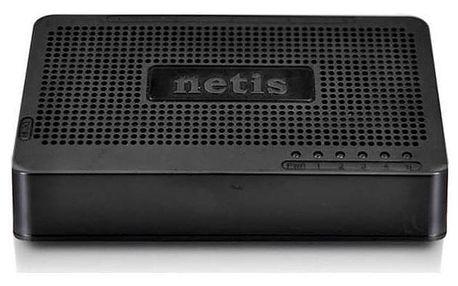 Netis ST-3105S 5 port, 10/100 Mb/s (ST3105S)
