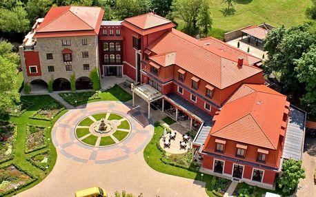 Západní Slovensko: Hotel sv. Ludmila