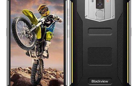 iGET BLACKVIEW GBV6800 PRO černý/žlutý (84000438)