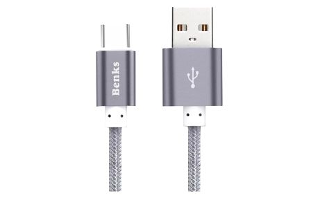 Benks kabel USB-C - USB